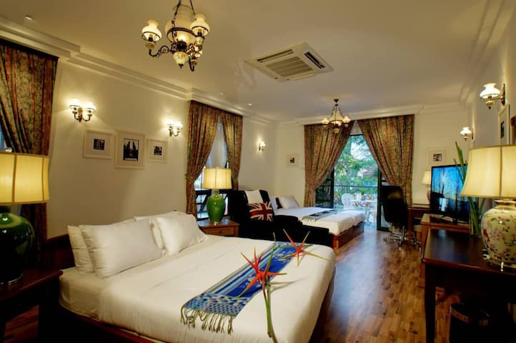 Executive Suite@Kinta Bali Villa