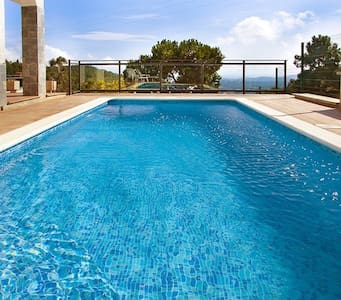 NEW HOUSE IN LLORET - NATURE & WELLNESS - Casa