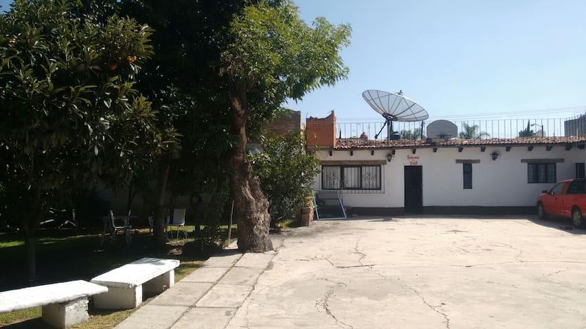 Departamento/cabaña en San Juan - San Juan del Río - Appartement