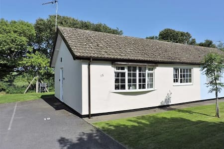 15 GOWER HOLIDAY VILLAGE  - DOG FRIENDLY BUNGALOW