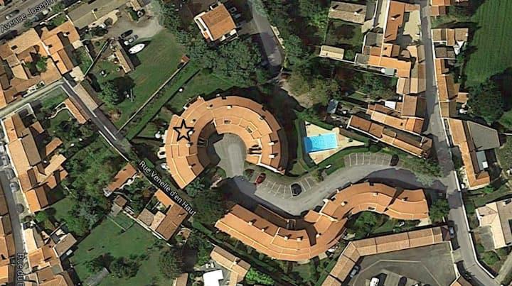 Agréable appartement Noirmoutier centre