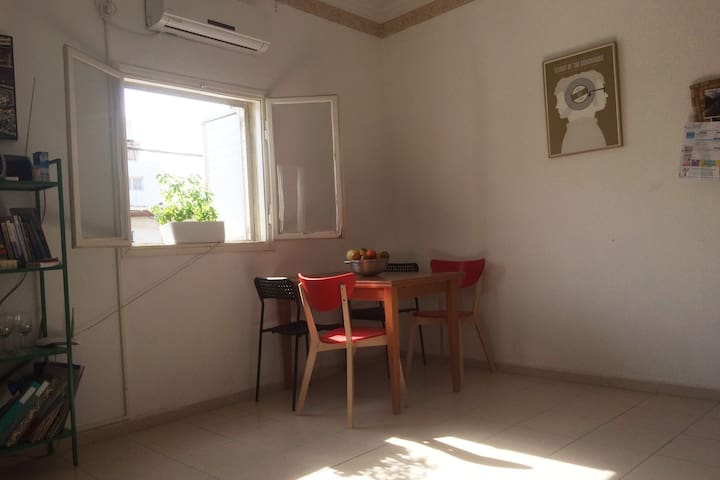 Sweet 2 bedroom apartment in TLV - Tel Aviv-Yafo - Wohnung