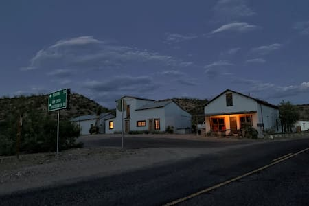 VILLA VIEJA  |  BIG BEND COUNTRY