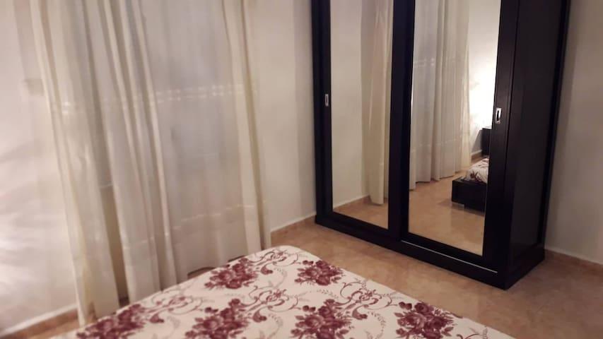 Chambre - Lit 2 places