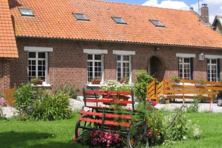 entre caps et marais - Alembon - Bed & Breakfast