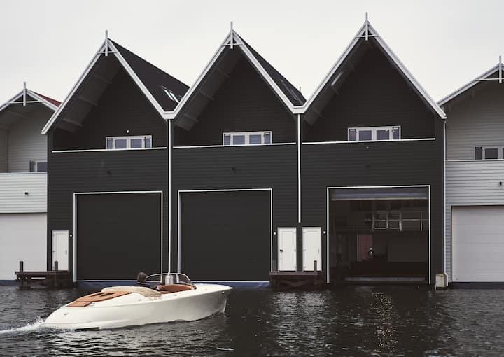 Loft Harderwijk aan het water