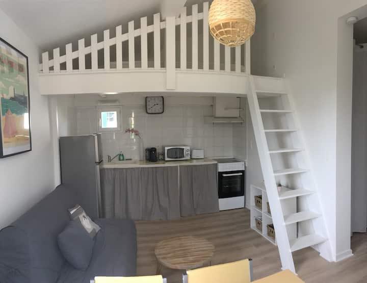 Appartement au centre de Capbreton
