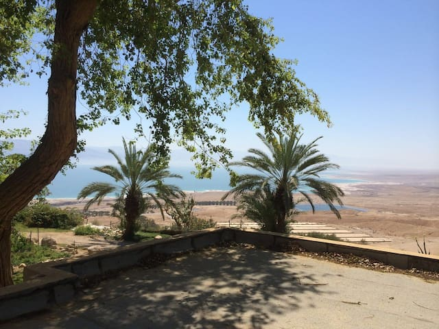 Vacation apartment inside Kibbutz Ein Gedi - Ein Gedi Beach - Flat