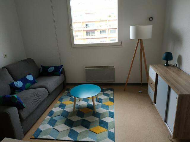 Très Beau studio de 25 m2