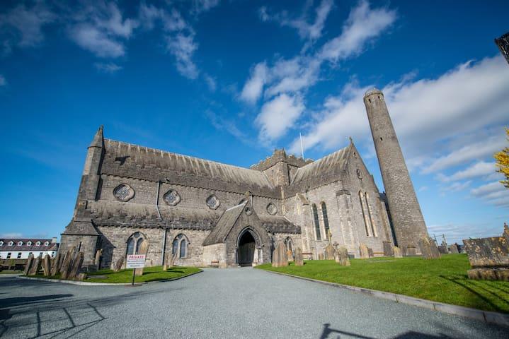 Modern town house on Kilkenny's Medieval Mile. - Kilkenny - Rumah