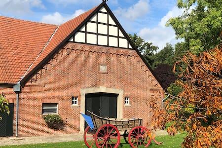 """Landelijk appartement """"Hofblick"""" in Herzlake, 90qm"""