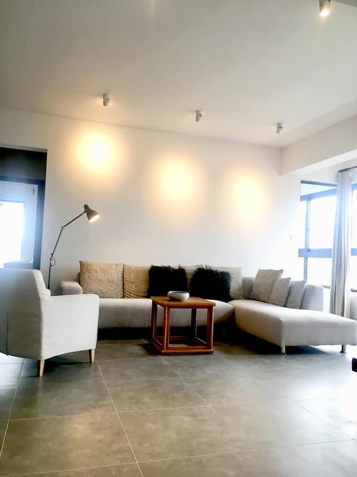 Westerner designer's apartment