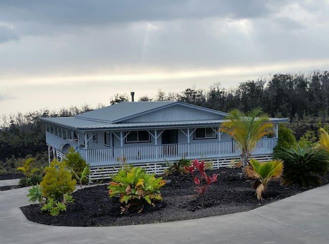 Lava House - 歐申維尤(Ocean View) - 獨棟