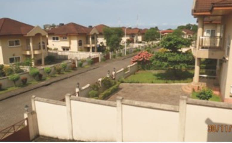 Best Housing in Freetown - Regimanuel Grey