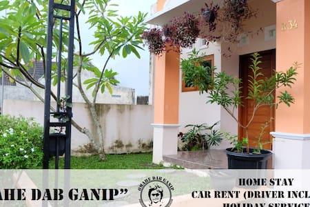 Omahe Dab Ganip (House of Dab Ganip)