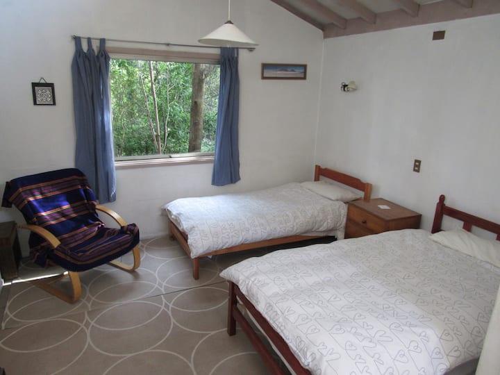 Cabaña en Isla Teja