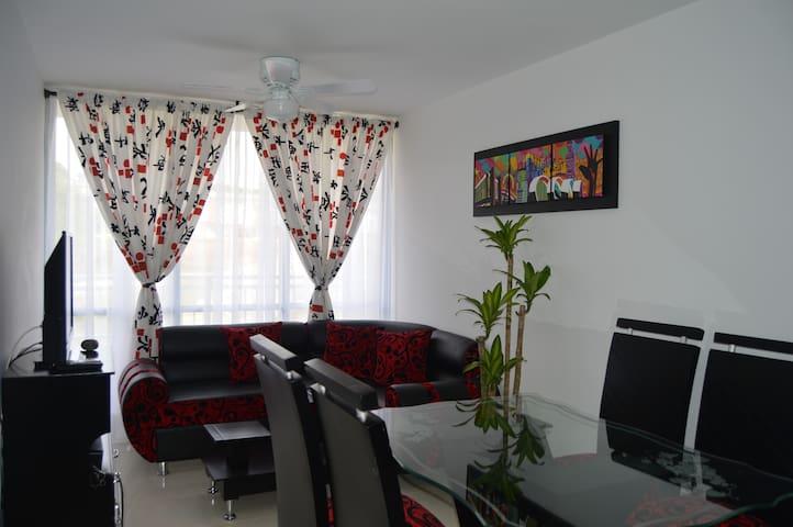 Apartahotel Villa Verde Pereira - Pereira - Lägenhet