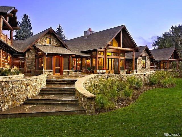 NEW Listing! Stunning Boulder Getaway w/ Jacuzzi & Log Cabin