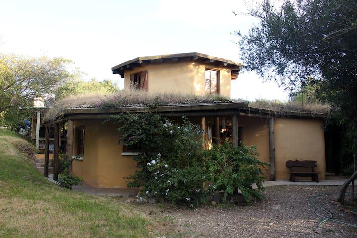 Casa Ecológica en las Sierras de Lavalleja - Departamento de Lavalleja - House