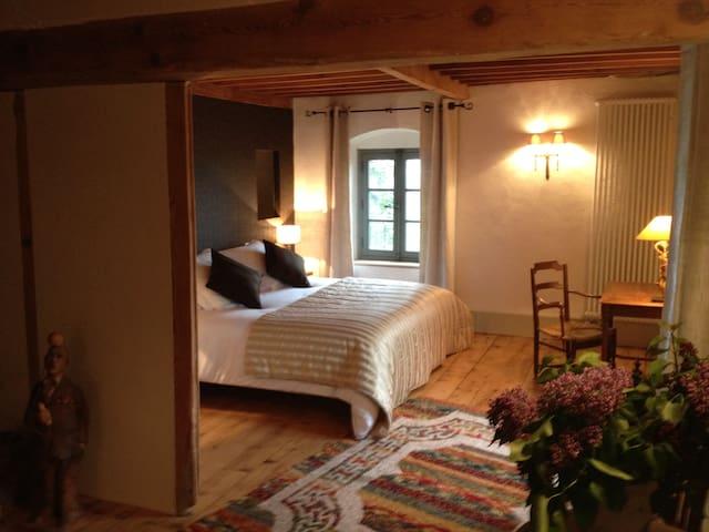 Le Rézinet - Chambres d'Hôtes - Marcilly-le-Châtel