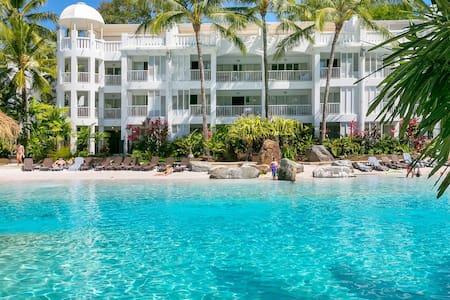 The Escape -1  beach club palm cove
