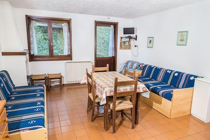 Residence Belvedere 12 - Folgarida - Byt