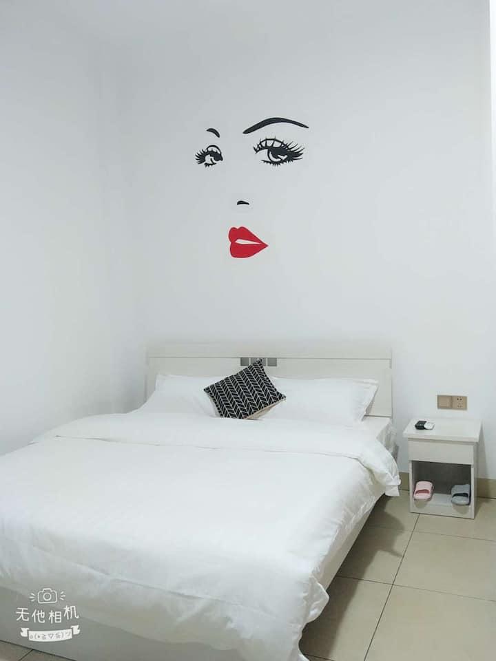 印心标准大床房2