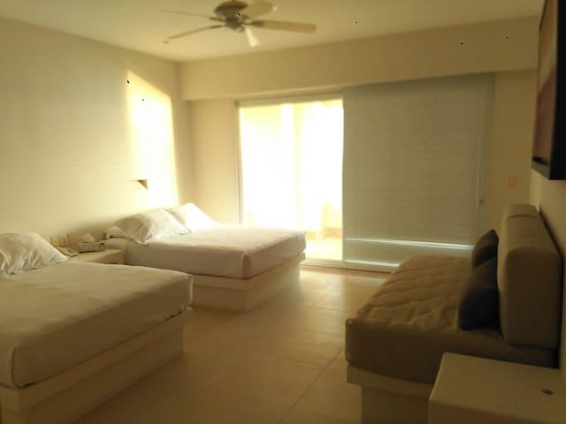 Rec. 4 con cama individual.