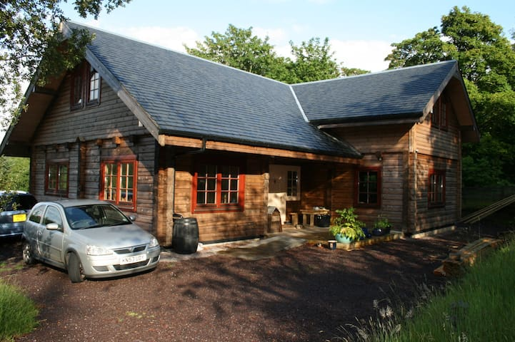 Wildwood  lovely quiet rural ensuite b&b nr Oban