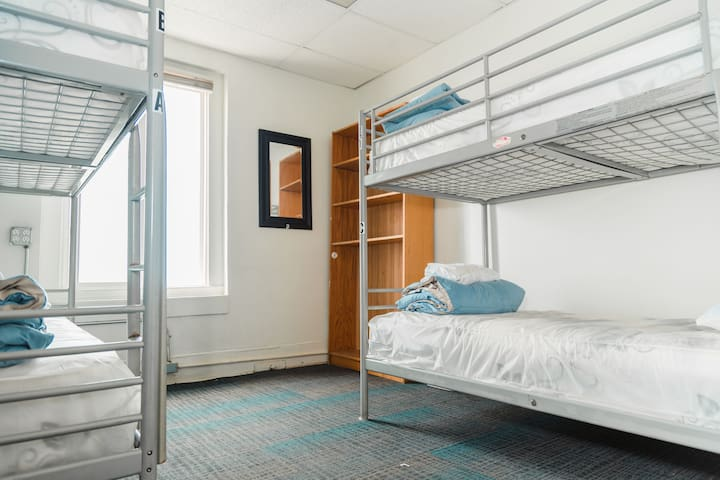 4 Bed Shared Female Dorm