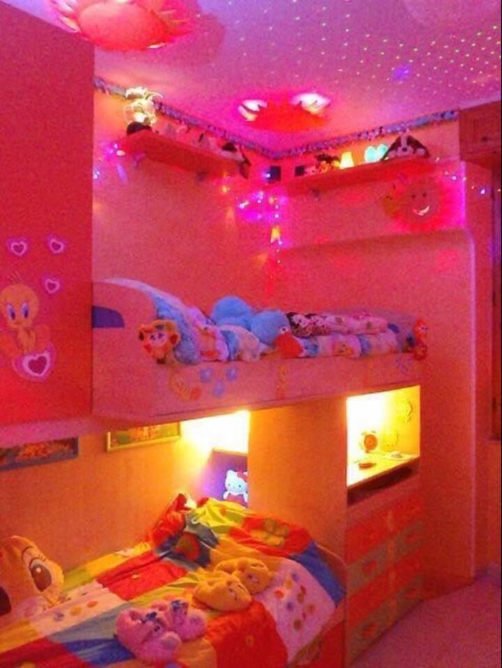 la casa per bambini
