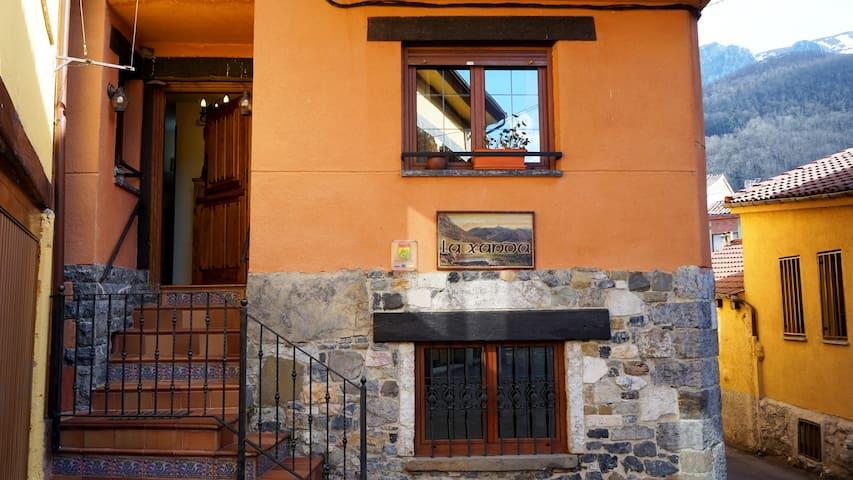 Acogedora casa en Felechosa