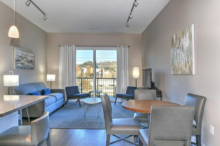 New, Luxury Condo in Downtown Asheville Condotel~45 Asheland Ave. Unit #306