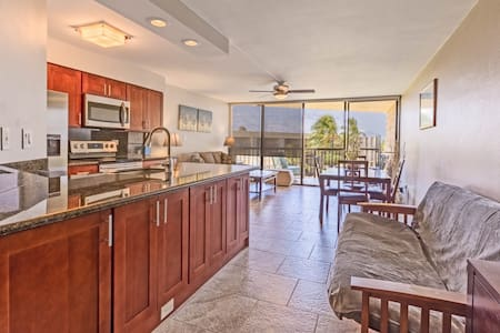 Maui Sunset Condo, Luxury, Top Floor, Oceanview - Kihei