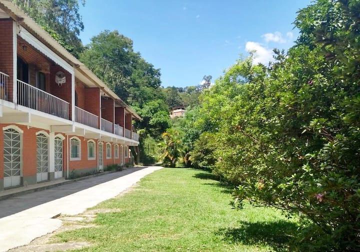 Studio/chalé em Área Preservada - São Lourenço/MG