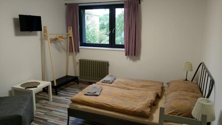Dílna pokoj 1.