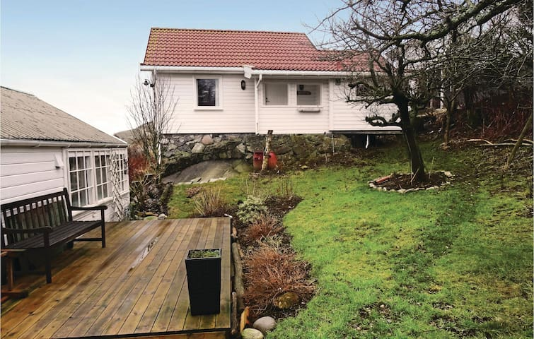 Holiday cottage with 1 bedroom on 60 m² in Egersund
