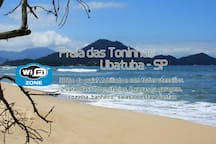 Ubatuba - SP Praia das Toninhas
