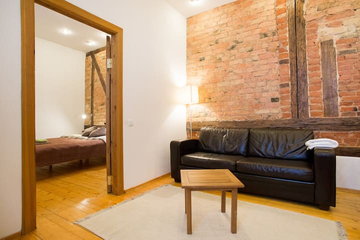Livu Square Apartment in Riga Old Town - Riga - Apartamento