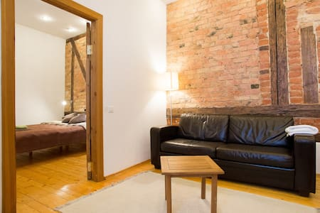 Livu Square Apartment in Riga Old Town - Riga - Daire