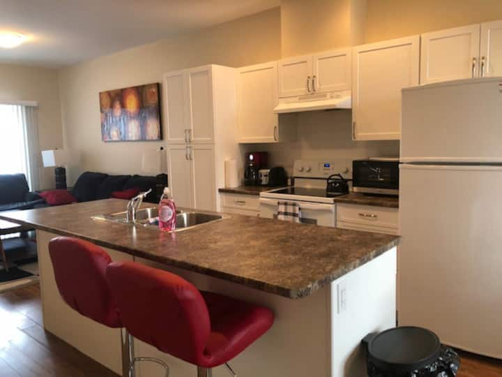 Two Bedroom, 2 Bath Townhouse in Dawson Creek
