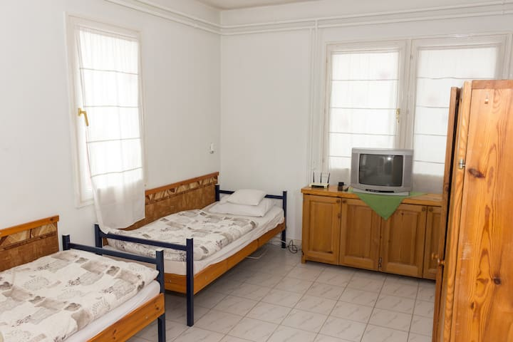 Hostel Alexander ground floor 4 beds