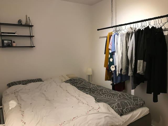 Bedroom in Odense