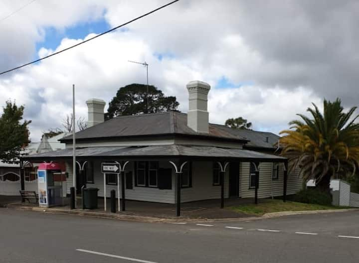 Historic Linton Post Office