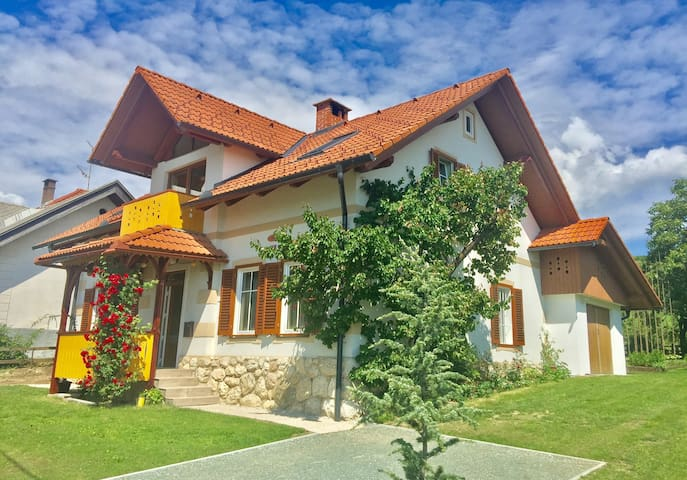 Bled holiday house