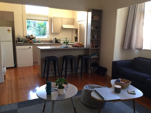 Peaceful & beautiful Grey Lynn Villa
