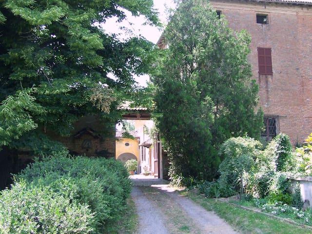 Rooms in a medieval fortess - Mezzana Casati, San Rocco al Porto - Slott