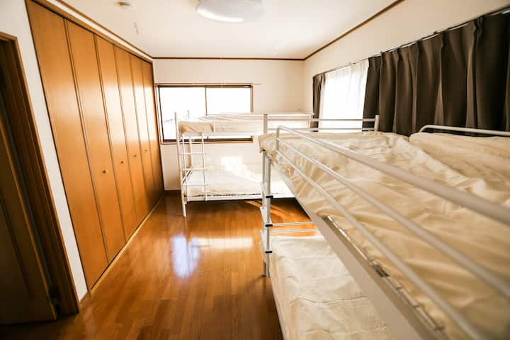 4 beds mix dormitory 1st