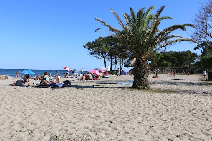 MINI VILLA 7pers BORD DE MER - Poggio-Mezzana - Casa