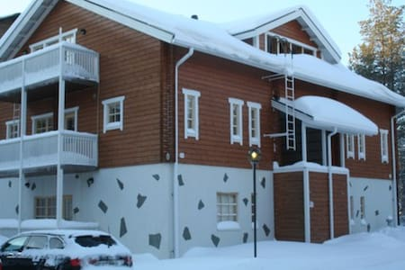 Alpinestyle apartment at Levi City - Apartmen